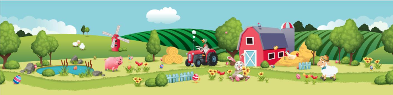 Une Ferme de Pâques nouveau genre, en vision 360 degrés   Audace & Co.
